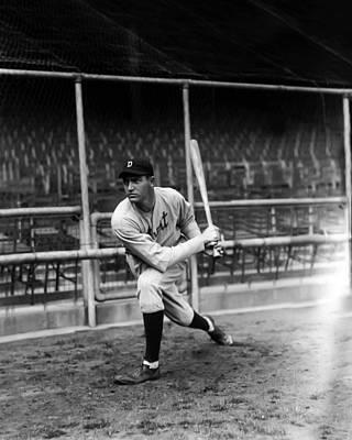 Detroit Tigers Photograph - Schoolboy Rowe by Retro Images Archive