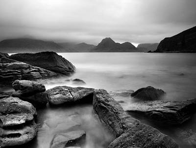 Elgol Photograph - Scotland Elgol by Nina Papiorek