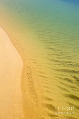 Ocean Photograph - Sea Shore by Carlos Caetano