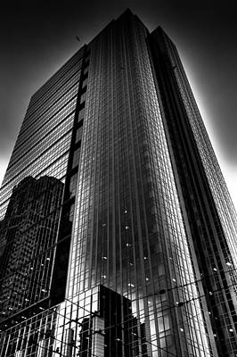 Cities Photograph - Seattle Skyscraper II by David Patterson