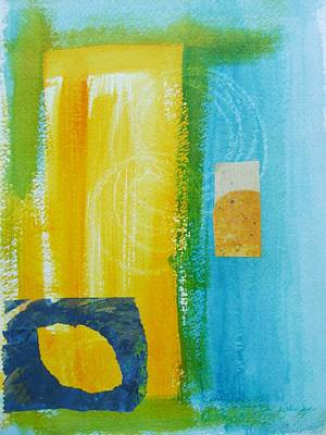 Mixed Media - Shades Of Summer by Katherine Sands
