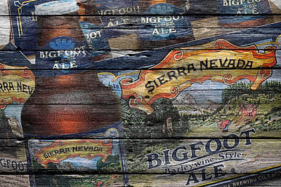 Hop Photograph - Sierra Nevada by Joe Hamilton
