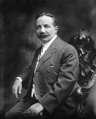 Eugenics Photograph - Sigard Knopf by National Library Of Medicine