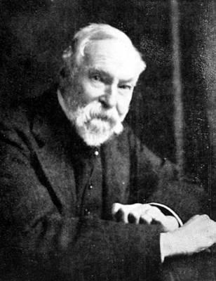 Sir John Tenniel (1820-1914) Print by Granger
