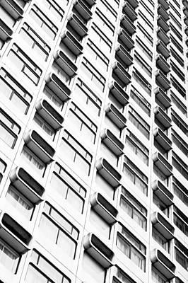 Skyscraper Print by Tom Gowanlock