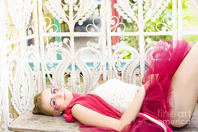 Doll Photograph - Sleeping Beauty by Jorgo Photography - Wall Art Gallery