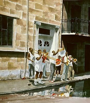 Sounds Of The South Original by Gerald Bienvenu