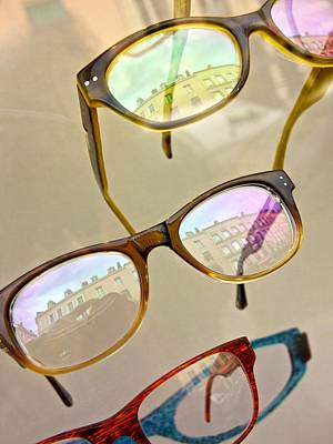 Spectacles Print by Science Photo Library