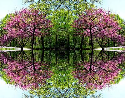 Dale Ford Digital Art - Spring by Dale   Ford