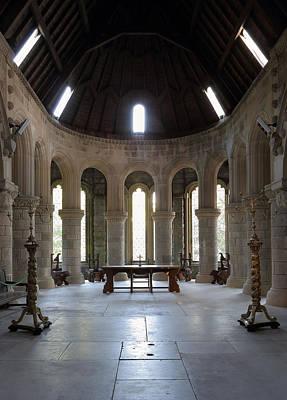 Chapel Of Ease Photograph - St Conan's Kirk by Maria Gaellman