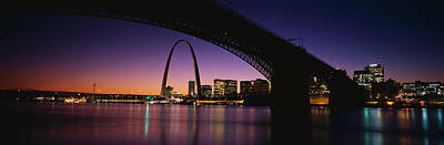 Eve Photograph - St. Louis Mo by Panoramic Images