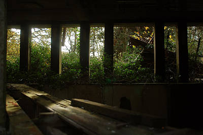 St. Peter's Seminary Print by Peter Cassidy