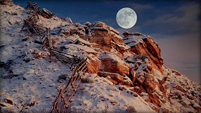 Thermopolis Photograph - Stairway To Heaven.. by Al  Swasey