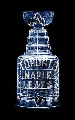 Toronto Maple Leafs Photograph - Stanley Cup 2 by Andrew Fare