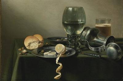 Still Life Print by Celestial Images