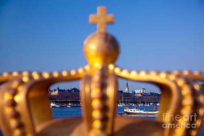 Stockholm Photograph - Stockholm by Michal Bednarek