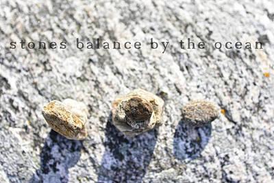 Stones Balance Original by Toppart Sweden