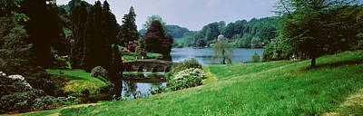 Naturalistic Photograph - Stourhead Garden, England, United by Panoramic Images