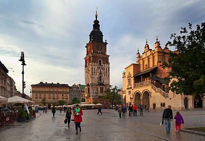 Krakow Photograph - Sukiennice, The Renaisssance Cloth by Panoramic Images