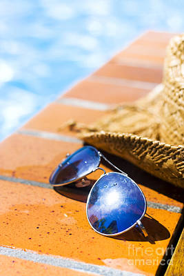 Summer Pool Party Print by Jorgo Photography - Wall Art Gallery