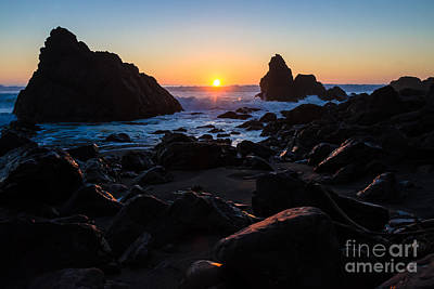 Photograph - Sun Kissed by CML Brown