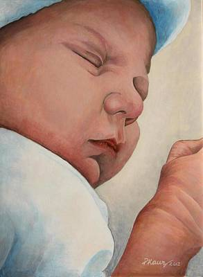 Painting - Sweet Dreams by Pam Kaur