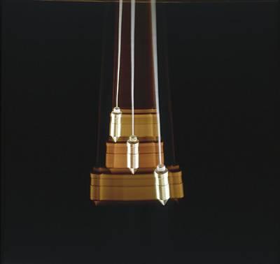 Swinging Pendulum Print by Dorling Kindersley/uig