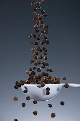1 Tablespoon Black Pepper Original by Steve Gadomski