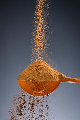 1 Tablespoon Cinnamon Original by Steve Gadomski