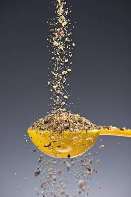 1 Tablespoon Ground Pepper Original by Steve Gadomski