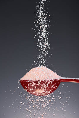 1 Tablespoon Himalayan Salt Original by Steve Gadomski