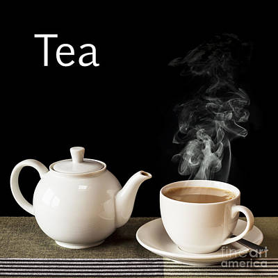 Customizable Photograph - Tea Concept by Colin and Linda McKie