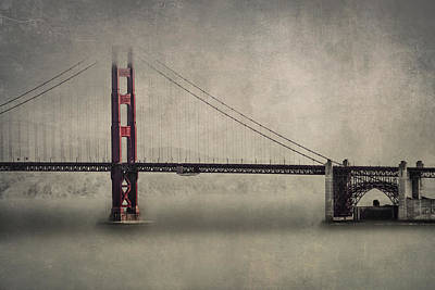 Marin Photograph - The Bridge by Erik Brede