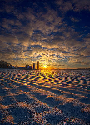 The Gift Print by Phil Koch