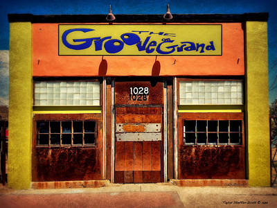 The Groove On Grand Print by Taylor Steffen SCOTT