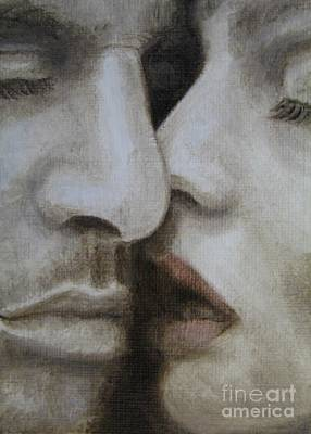 The Kiss Original by Jindra Noewi