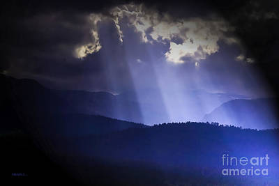 The Light Print by Mitch Shindelbower