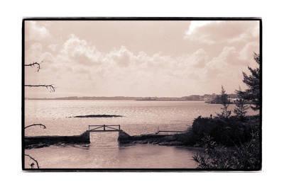 Bermuda Photograph - The Little Bridge by Gloria De los Santos