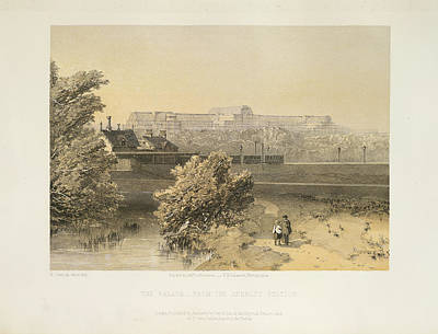 The Palace Print by British Library