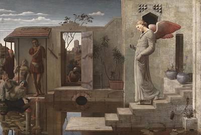 Robert Bateman Painting - The Pool Of Bethesda by Robert Bateman