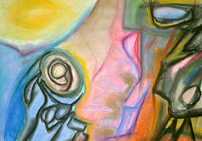 The Puzzle Of Piety Original by Regina Valluzzi
