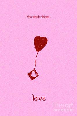 Hope Digital Art - The Simple Things by Tim Gainey