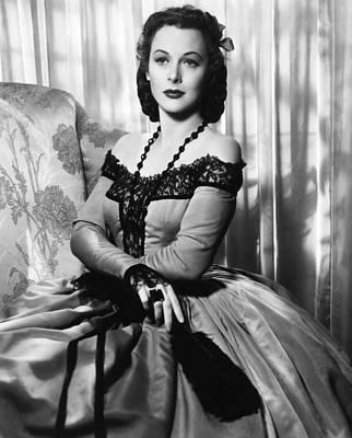 The Strange Woman, Hedy Lamarr, 1946 Print by Everett