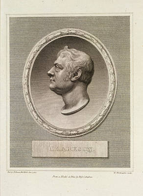 Thomas Clarkson Print by British Library