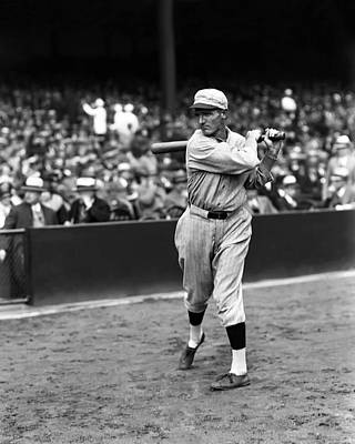 Red Sox Photograph - Thomas N. Tom Oliver by Retro Images Archive