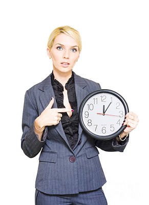 Time Management Print by Jorgo Photography - Wall Art Gallery