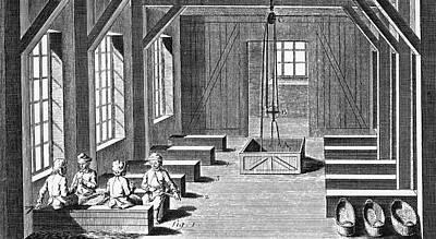Tobacco, 18th Century Print by Granger
