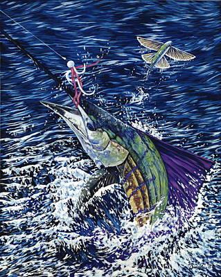 Top Sail Print by Danielle  Perry