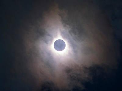 Solar Eclipse Photograph - Total Solar Eclipse by Babak Tafreshi