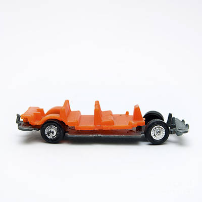 Toy Car Print by Bernard Jaubert